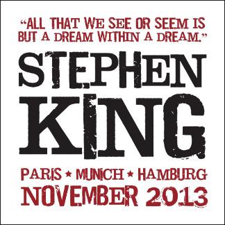 Stephen King's Euro Tour