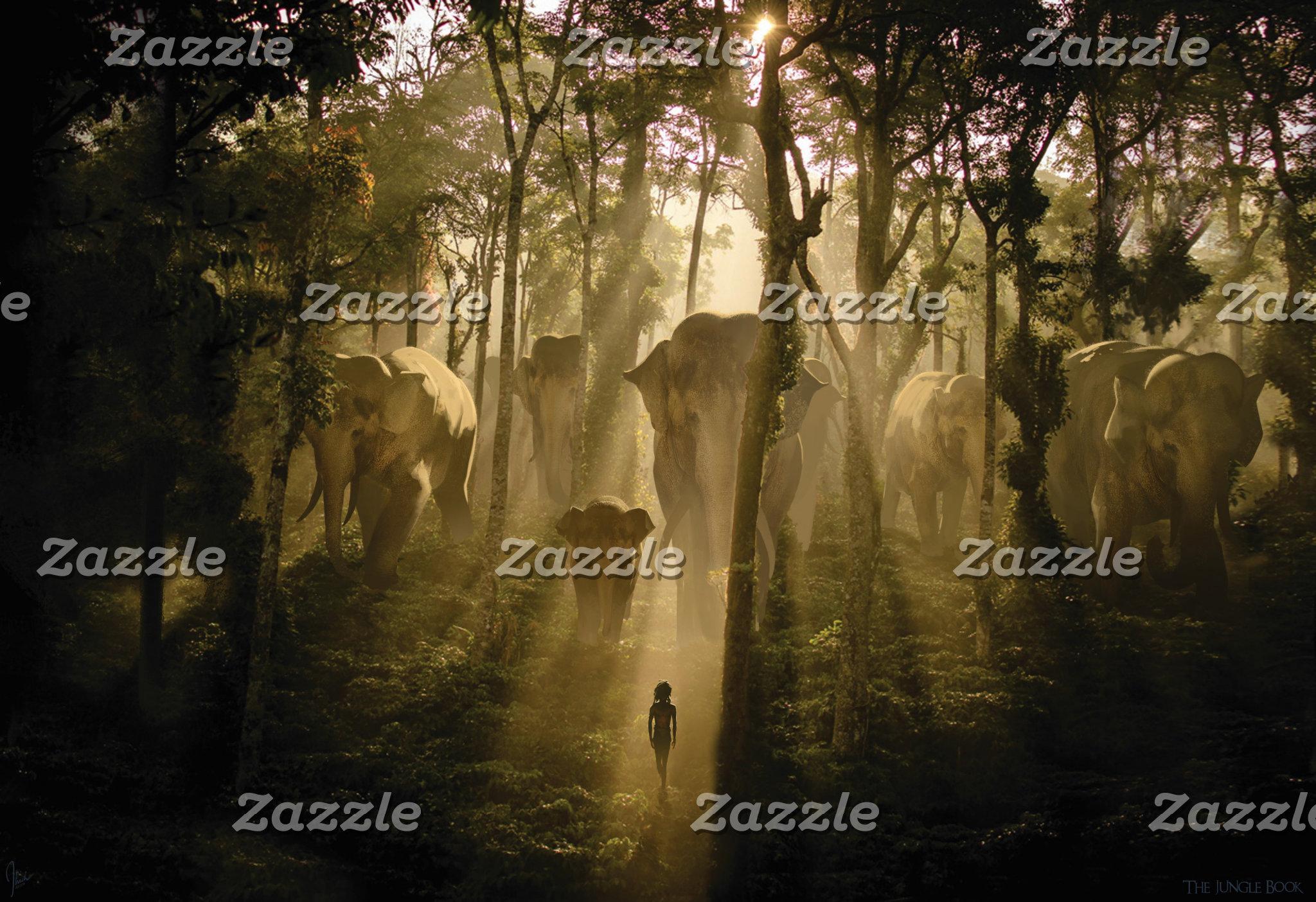 Jungle Book Elephants