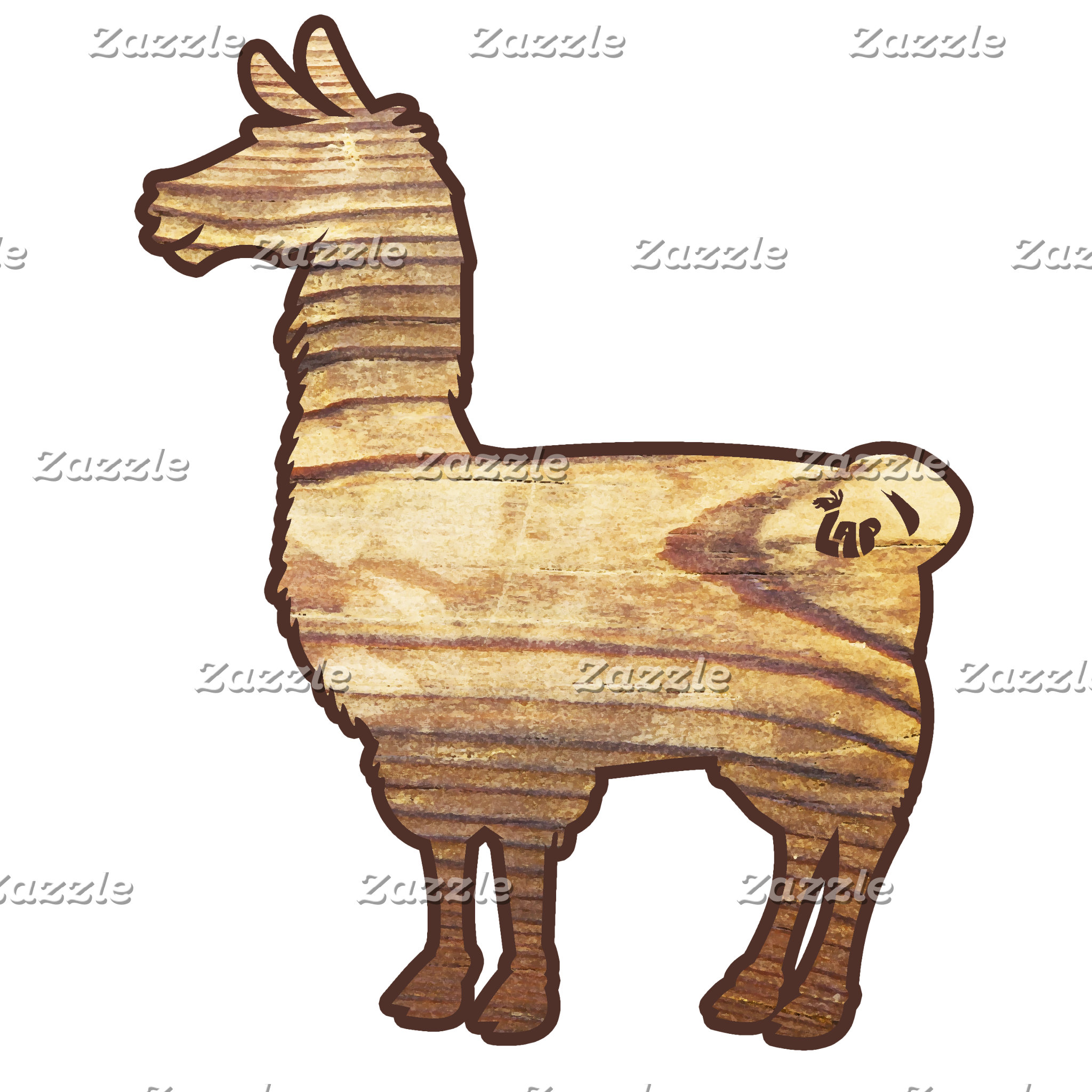 Material Llamas