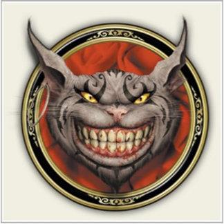 American McGee's Alice - Cheshire Cat head