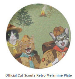 Cat Scout Housewares