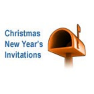 Christmas/New Year's Invitations