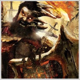 Dante's Inferno - Violence Poster