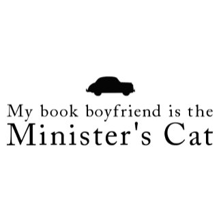 Minister's Cat
