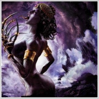 Dante's Inferno - Lust Poster