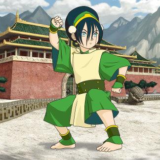 Toph Bei Fong | Earthbending Master