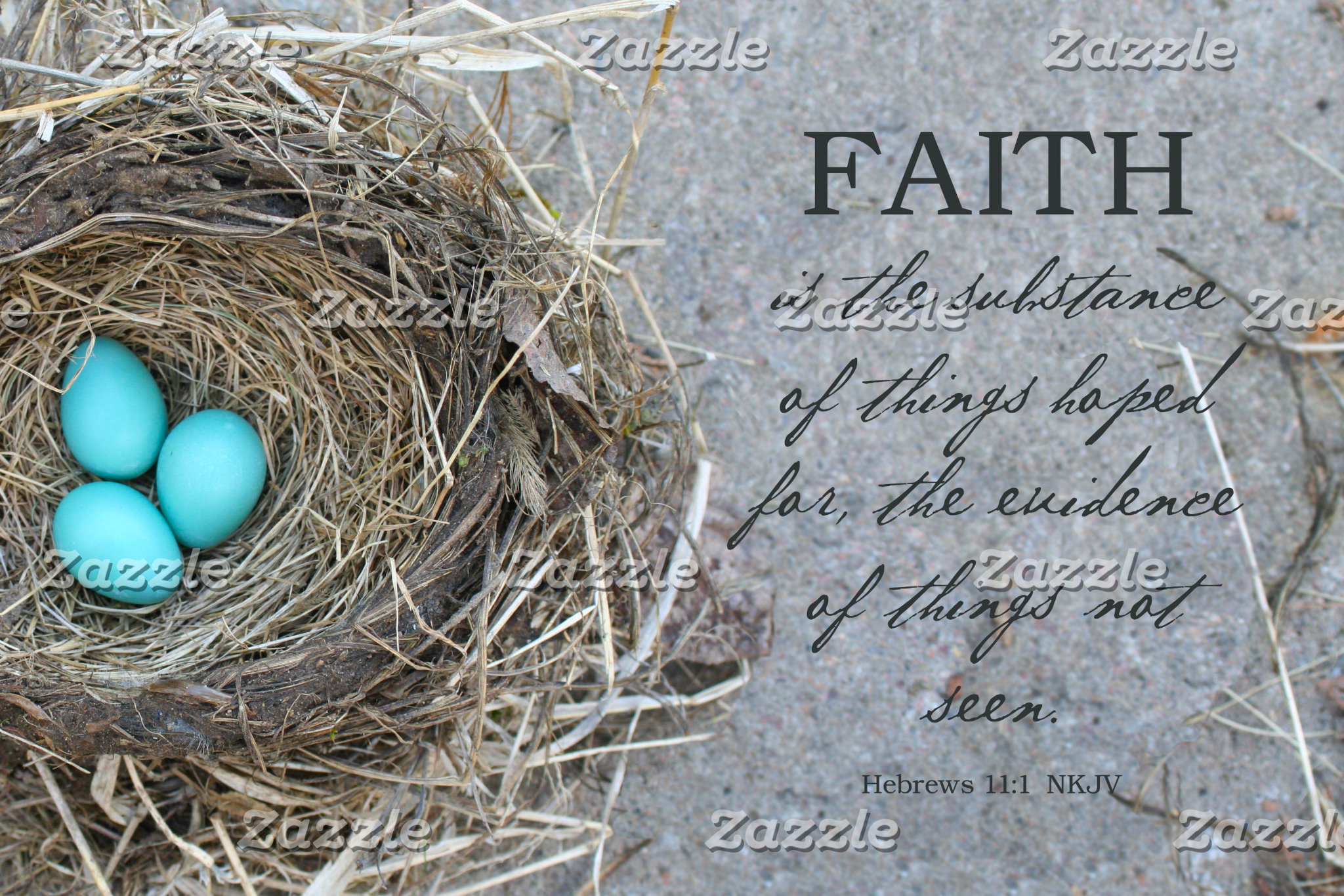 Bible Quotes - Hebrews 11:1