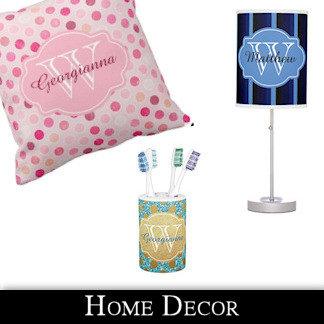 Home Decor and So Much More