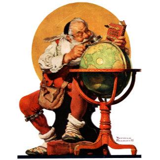 Santa at the Globe