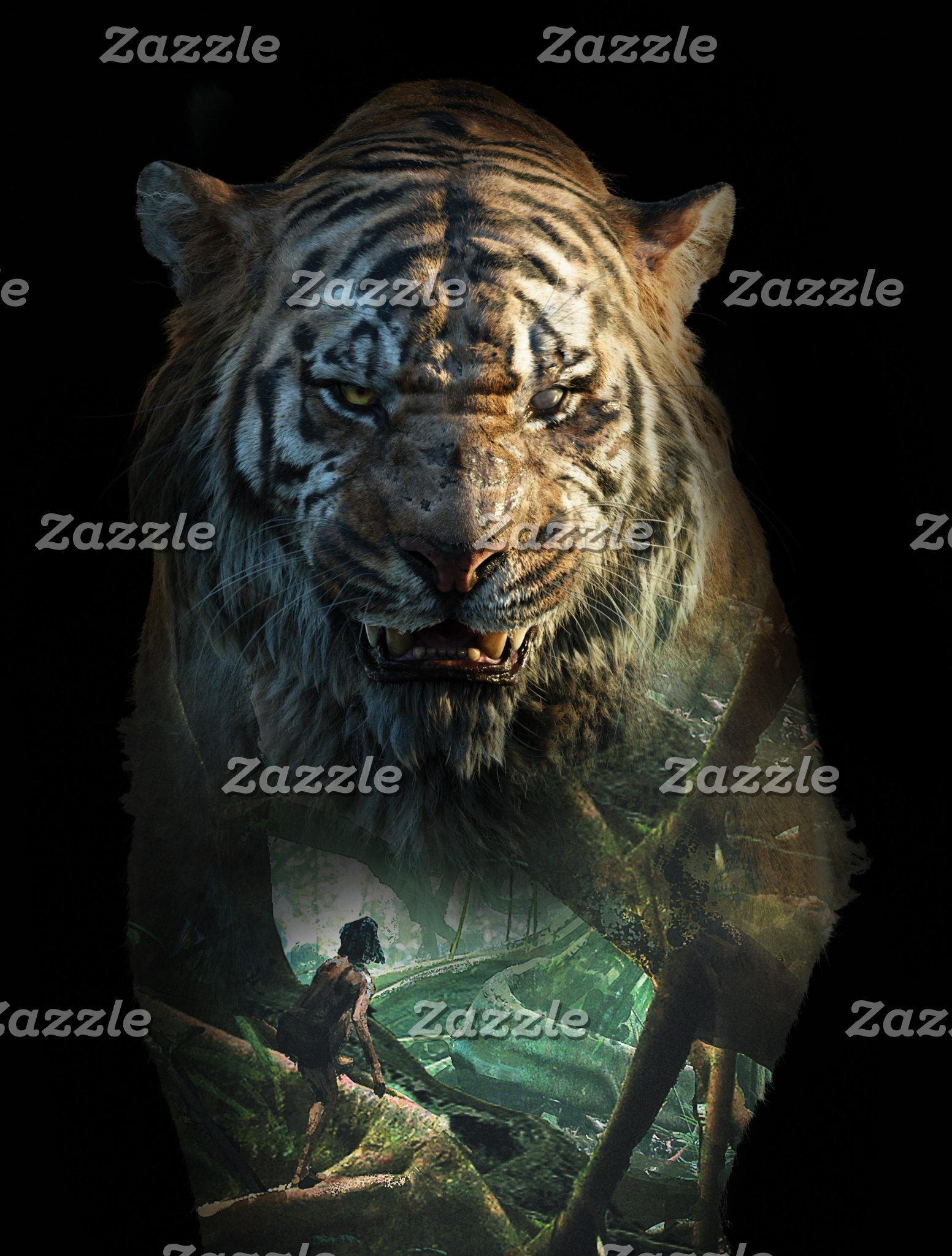 Shere Khan & Mowgli