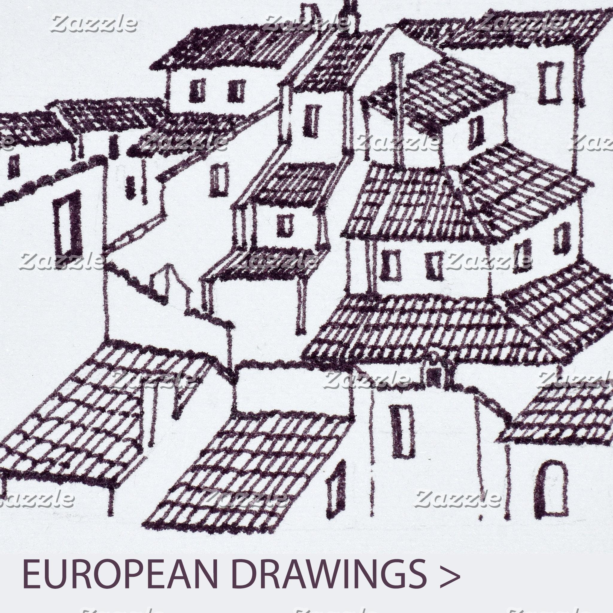 European Drawings