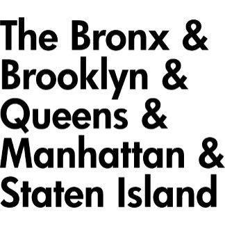 All 5 Boroughs