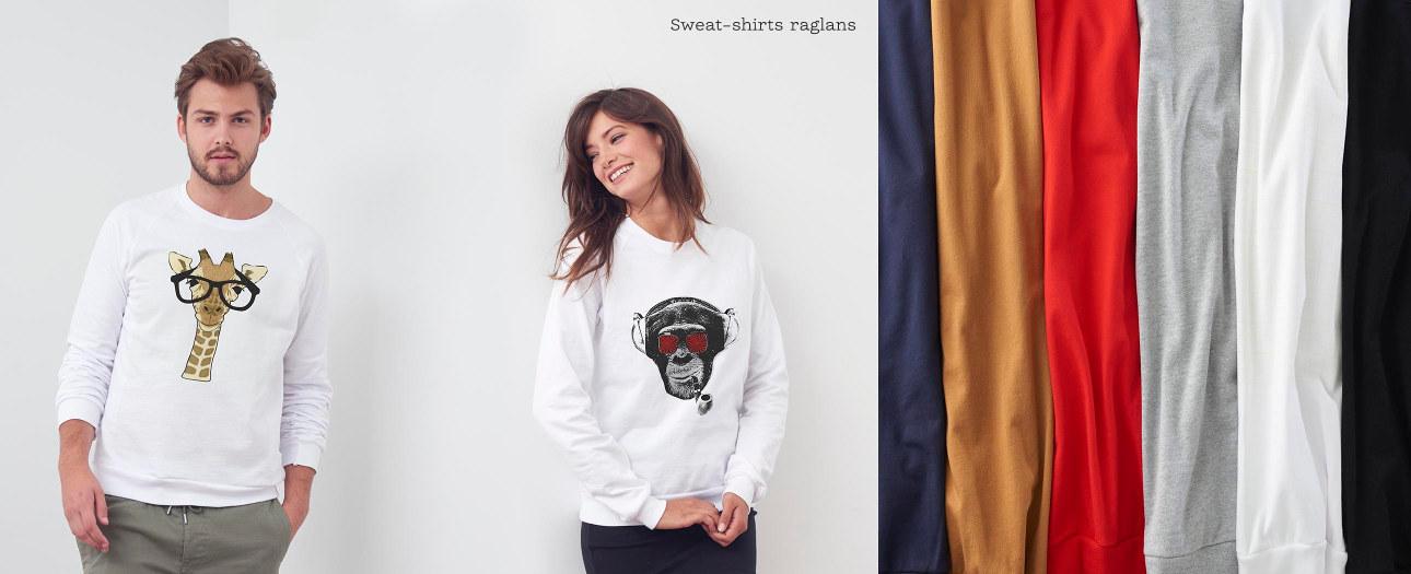 Sweat-shirts pour homme et femme