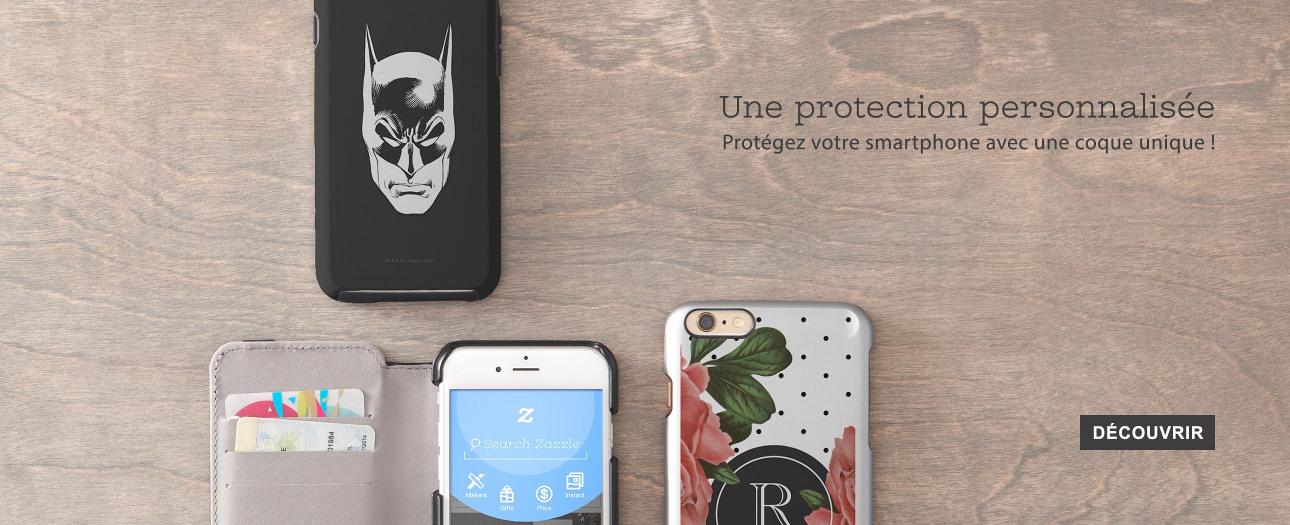 Coques & Protection personnalisées