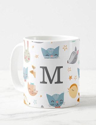 Mugs avec initiales