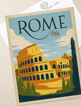 +1000 designs de cartes postales personnalisables sur tous les thèmes chez Zazzle !