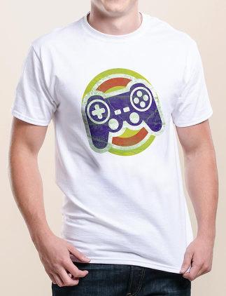 T-shirts jeux vidéos