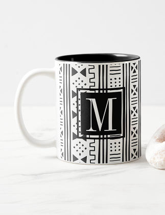Mugs initiales