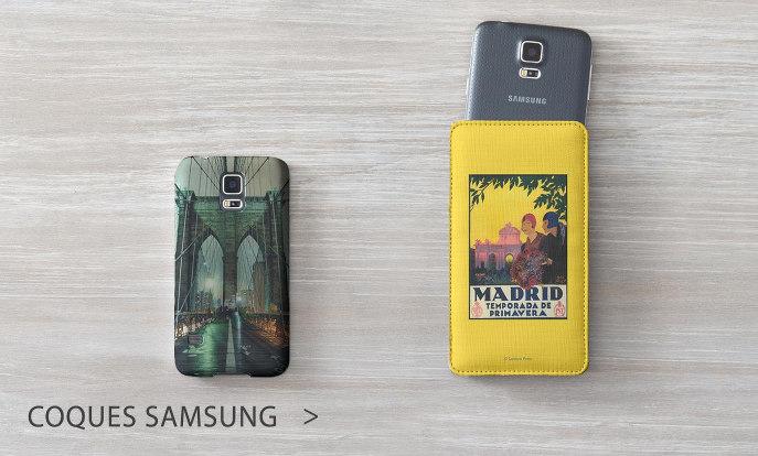 Coques pour Samsung