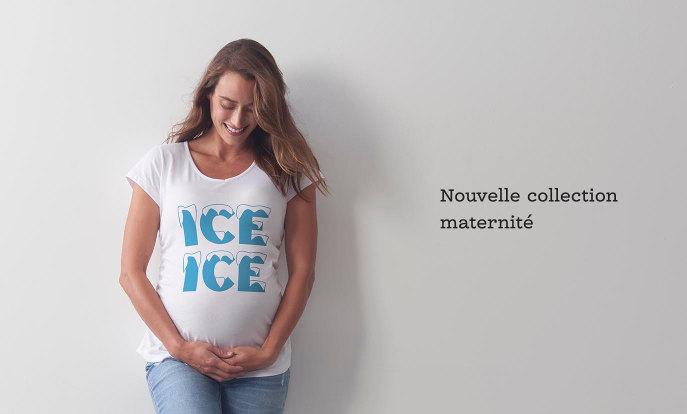 T-shirts maternité
