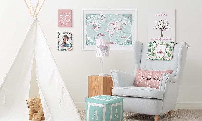 Articles personnalisés pour la décoration de votre maison