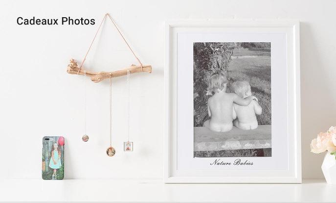 Cadeaux photos pour la fête des mères