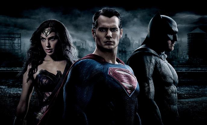 Produits personnalisés officiels Batman VS Superman