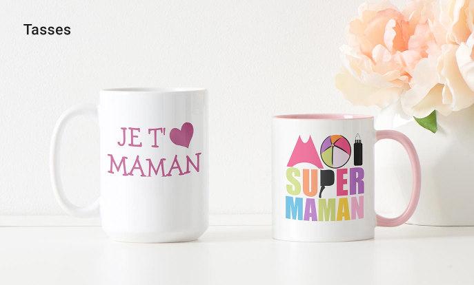 Mugs & Tasses pour la fête des mères