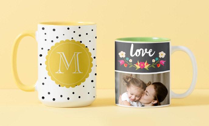 Mugs et tasses personnalisées