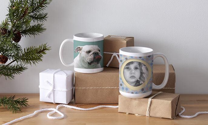 Créez des cadeaux originaux pour toutes les grand-mères et les grand-pères.