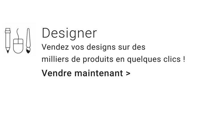 Vendez vos Créations & Designs sur Zazzle