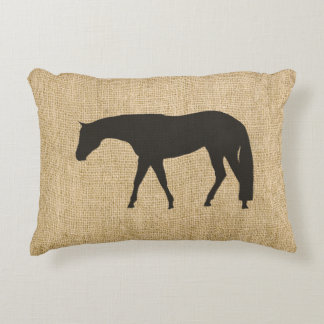 coussins cheval noir. Black Bedroom Furniture Sets. Home Design Ideas