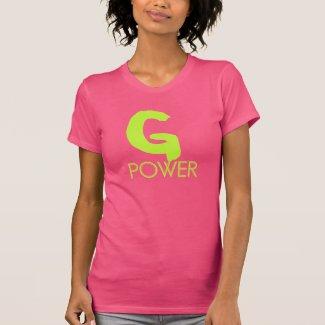"""T-shirt en jersey pour femme """"G Power"""""""