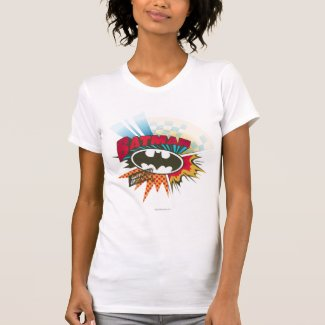 T-shirt en jersey pour femme, Batman - Caped Crusader