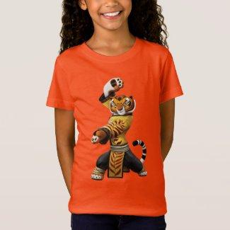T-shirt en jersey fin pour filles