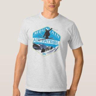 T-shirt Patrouille aérienne de montagne
