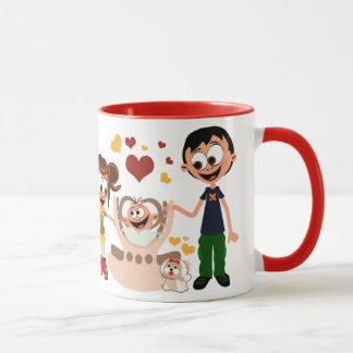 Svijetu de Na de najvise de bebu de voli de Tata Mug