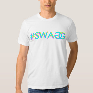 #SWAGG (3D) T-SHIRT