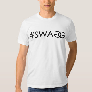 #SWAGG (noir) T-shirts