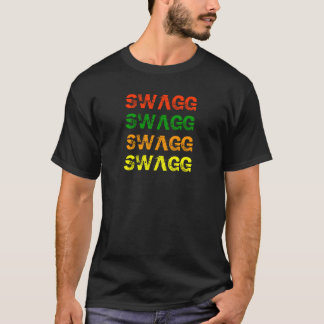 SWAGG, SWAGG, SWAGG, SWAGG T-SHIRT