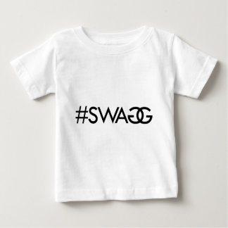 SWAGG, #SWAGG T-SHIRT POUR BÉBÉ