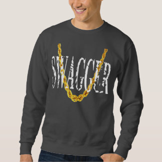SWAGGER BLING BLING SWEAT-SHIRT