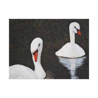 Swans Toiles