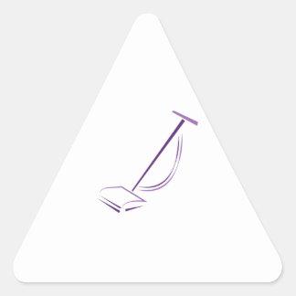Sweaper Sticker Triangulaire