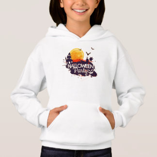 Sweat A Capuche Fille Halloween