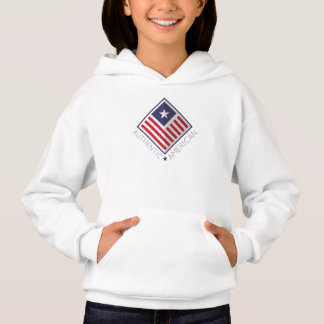 Sweat A Capuche Fille USA