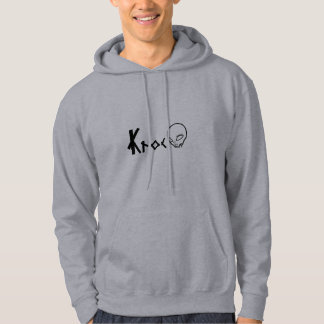 "Sweat à capuche ""Kroc"""