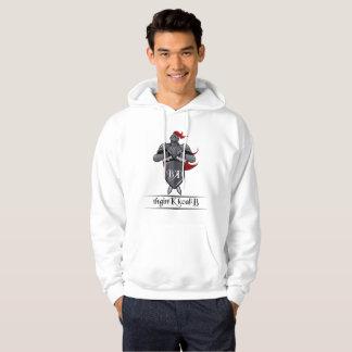 Sweat - shirt à capuche avec le logo