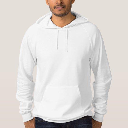 best choice 100% high quality amazing selection Sweat - shirt à capuche blanc simple de pull
