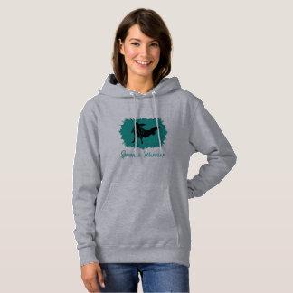 Sweat - shirt à capuche (clair) de guerrier de